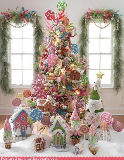 christmas,epicute,gingerbread,lollipops,sweets,tree