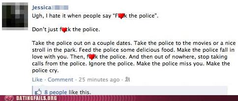 Emotionally F--k The Police