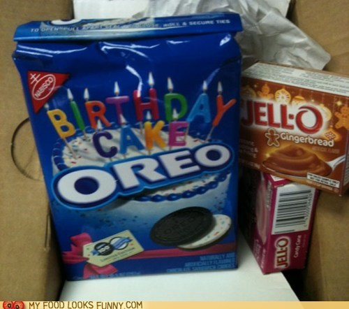 Happy 100th Birthday Oreo!