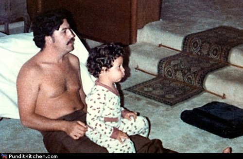 Pablo Escobar: Profile of a Drug Lord