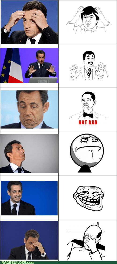 Not Bad, Sarkozy, Not Bad