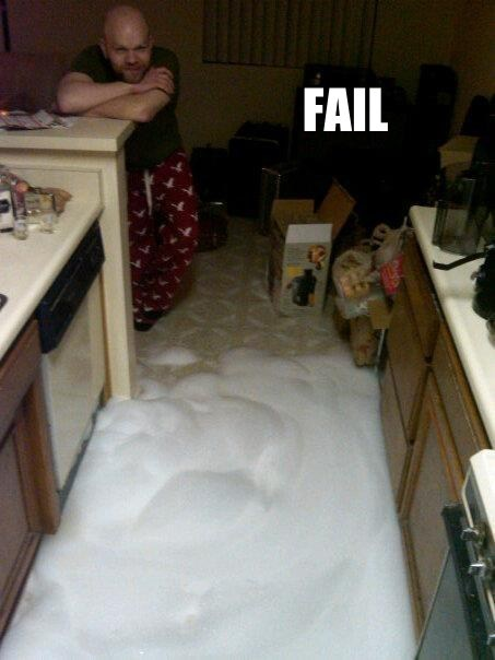 Knowing The Difference Between Soap and Detergent FAIL