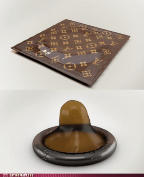 That's Right, Louis Vitton Condoms