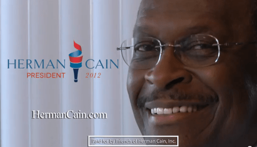 Last Stop of the Day: Herman Cain Suspends Campaign