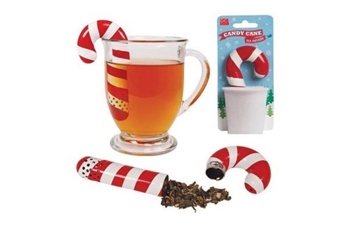 Candy Cane Tea Diffuser