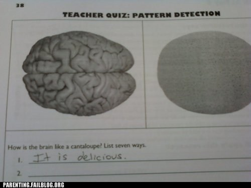 answer,clever,education,Parenting Fail,quiz,response,school,test