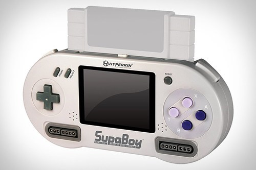 Handheld Super Nintendo of the Day