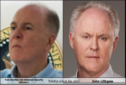 Tom Donilon Totally Looks Like John Lithgow