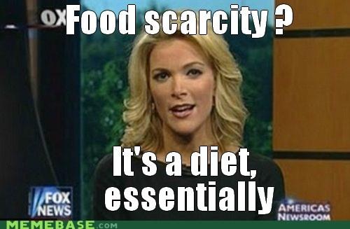 diet,food,healthy,Pepper Spray Cop,scarcety