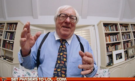 Ray Bradbury Discusses Symbolism