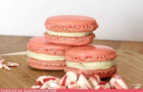 Epicute: Minty Fresh Macarons