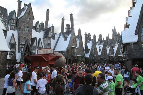 Wizarding World of Harry Potter Goes Hollywood of the Day