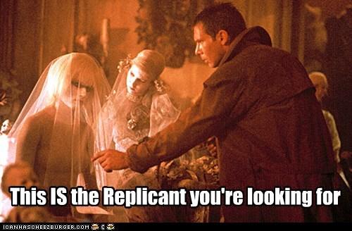 Jedi Mind Tricks Don't Work on Deckard