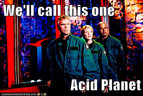amanda tapping,christopher judge,jack-oneil,Richard Dean Anderson,samantha carter,Stargate,tealc