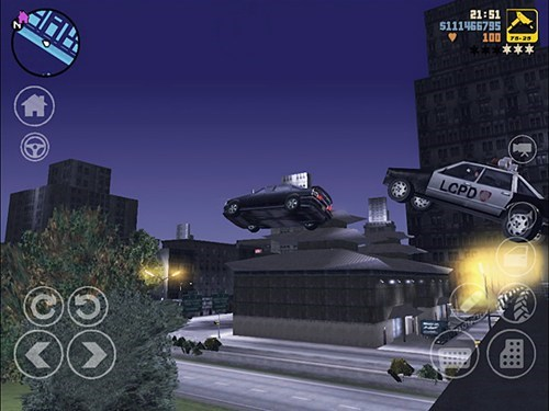 Grand Theft Auto 3 for Android and iOS of the Day