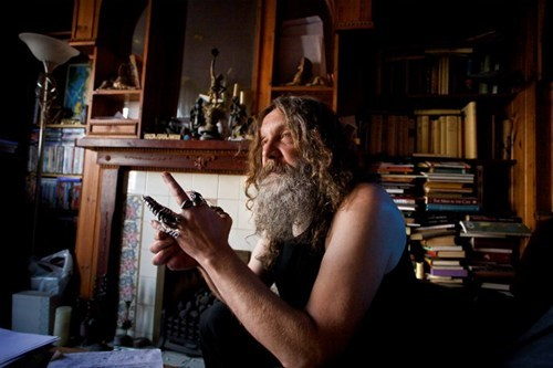 Alan Moore Joins Occupy Comics of the Day