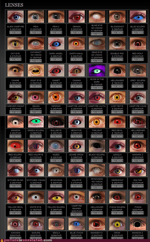 best of week,contacts,ebola,lens,wtf