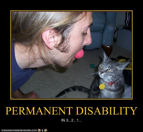 PERMANENT DISABILITY
