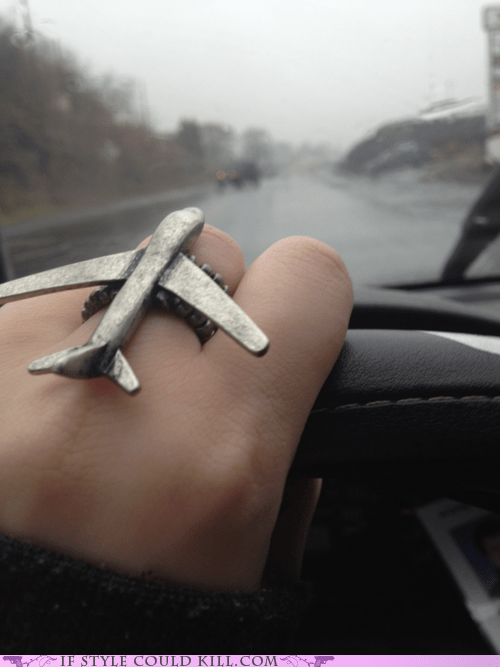 Ring of the Day: Ready for Takeoff