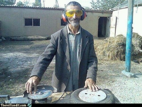 Rocking Some Solid Beats