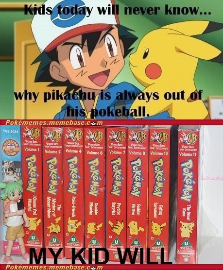 best of week,comic,kids,pikachu,VHS