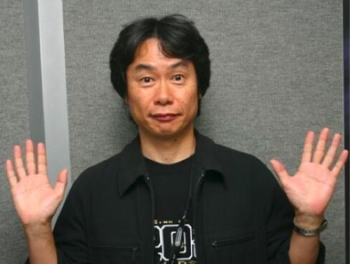 Nintendo's Miyamoto Not Retiring of the Day