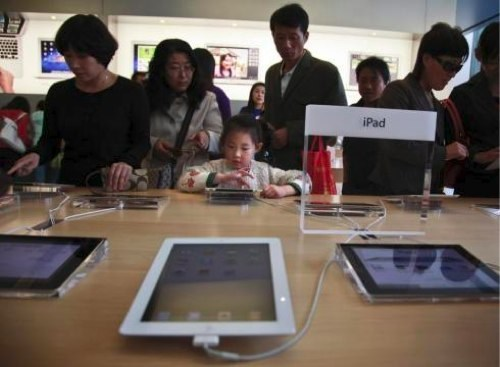 Apple Loses iPad Trademark in China of the Day