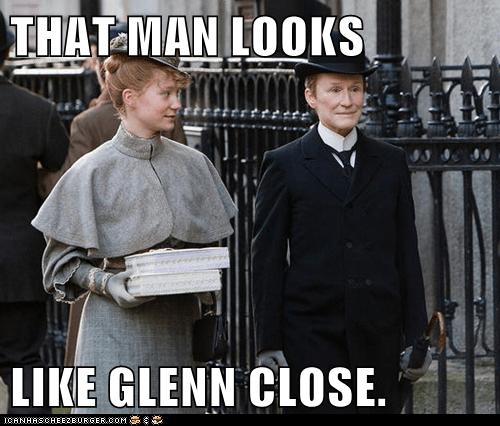 actor,celeb,funny,Glenn Close