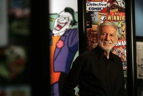RIP: Jerry Robinson, Creator of The Joker