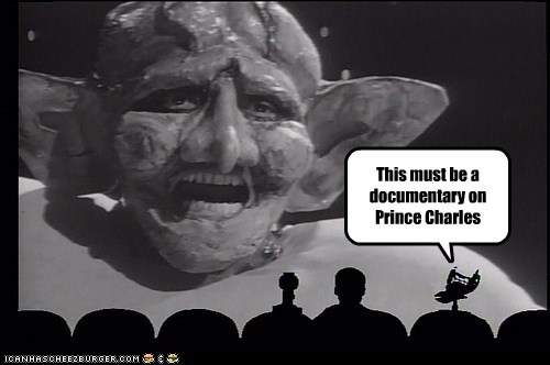 cheesy movies,crow,mst3k,Mystery Science Theatre,prince charles,tom servo