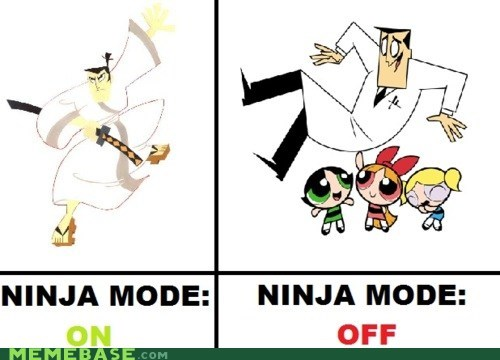 Cannot Unsee: Samurai Jack