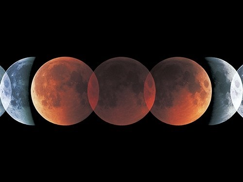 Lunar Eclipse of the Day