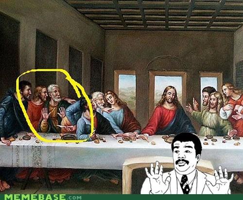 We Got a Judas Over Here