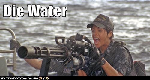 Die Water