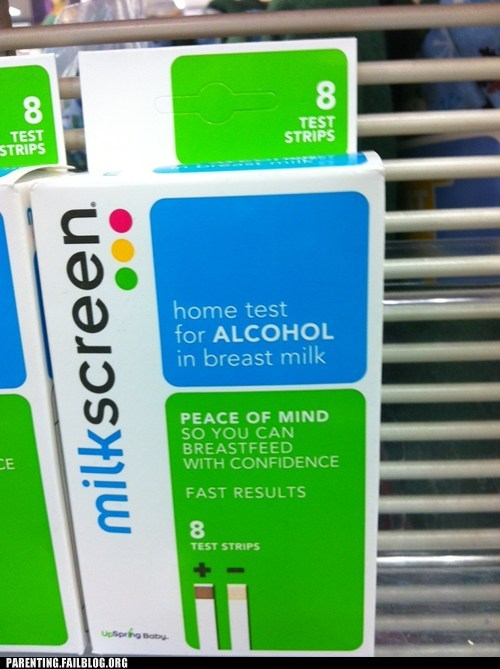Give Up the Alcohol? Never.