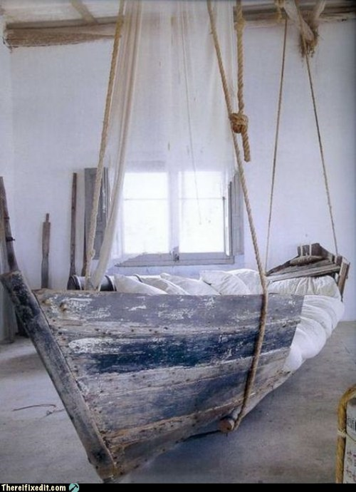 bed,boat,dual use,furniture,not a kludge