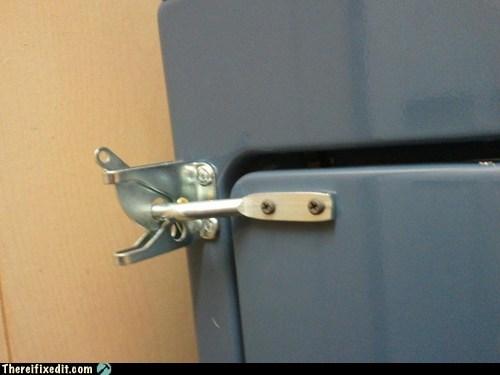 door,dryer,dual use,fence