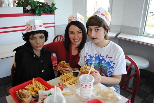 disappointed,emo,fast food,goth,hipster,mom,Parenting Fail,Sad