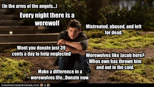 Donate To Werewolf Foundation
