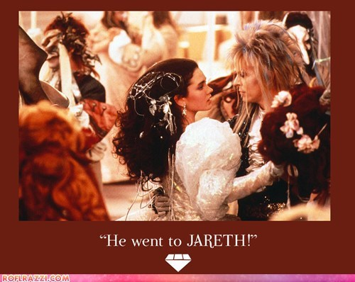It Can Only be Jareth