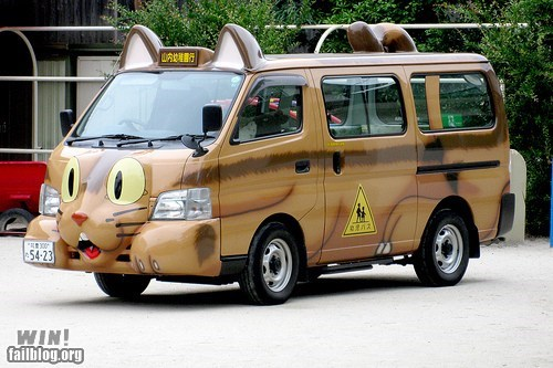 Cat Van WIN