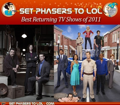 Best of the Year: Top Five Returning TV Shows