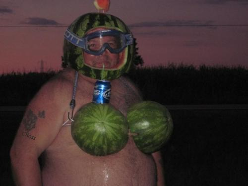 goggles,Hall of Fame,space travel,watermelon