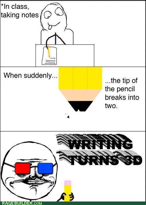 Pencil ....