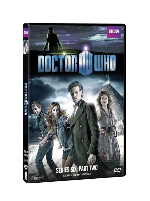 BBC America Doctor Who Giveaway of the Day
