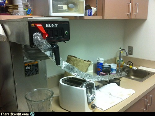Now It's The Sink's Problem