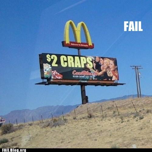 fast food,juxtaposition,McDonald's,poop
