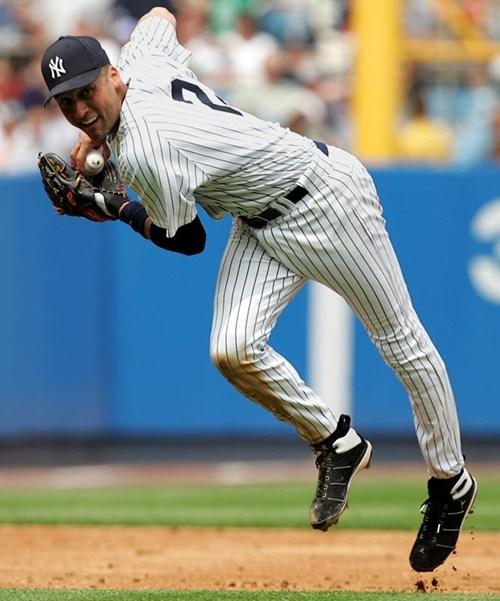 baseball,derek jeter,Minka Kelly,New York Post,yankees