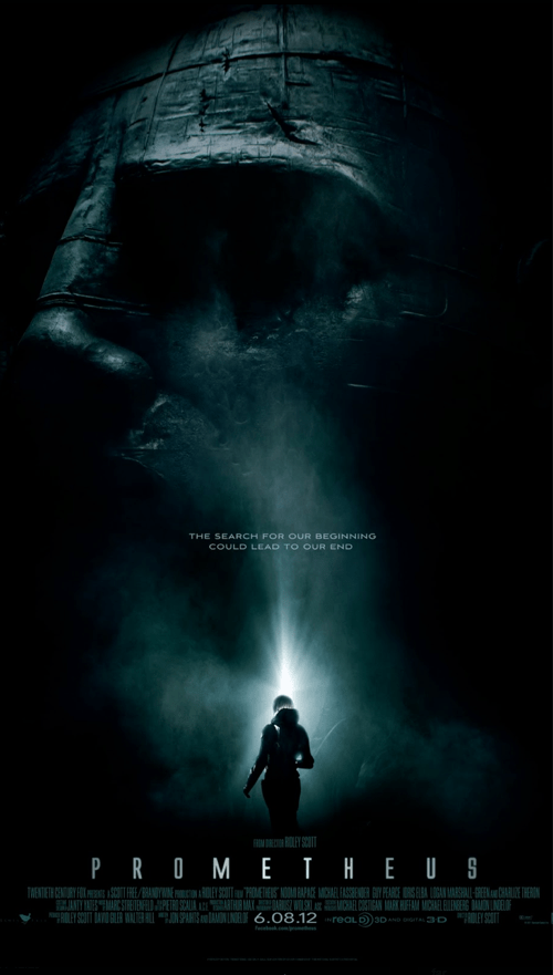 Prometheus Poster of the Day