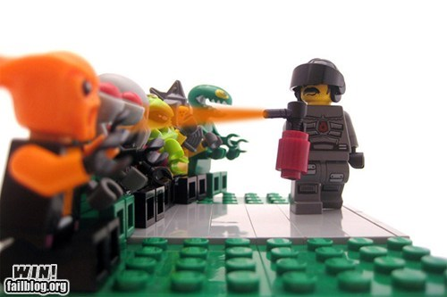WIN!: Lego Photography WIN